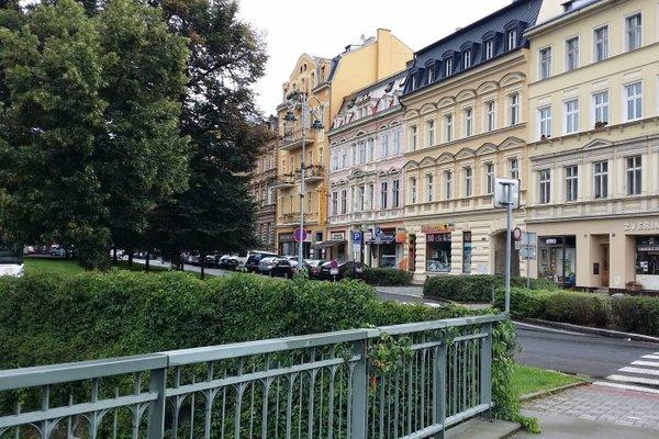 Ana Apartments Karlovy Vary - фото 8