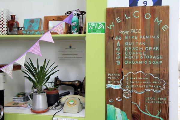 Manipa Hostel Eco-Friendly - фото 13