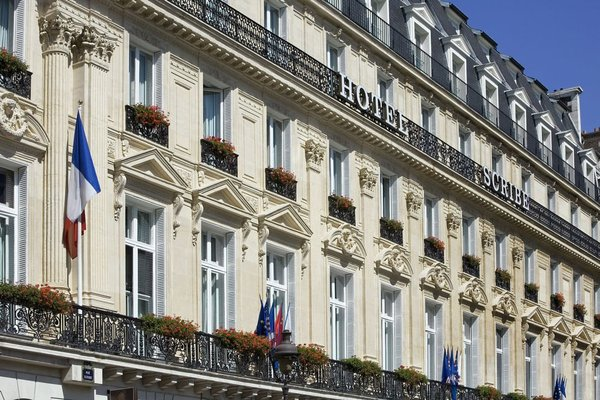 Hotel Scribe Paris Opera by Sofitel - фото 29