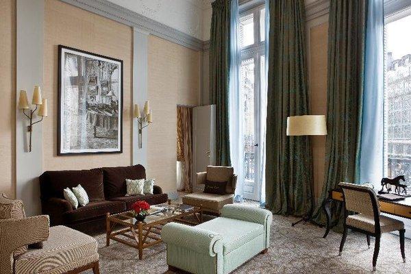Hotel Scribe Paris Opera by Sofitel - фото 5