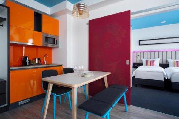 Park Inn by Radisson Residence Riga Barona - фото 11