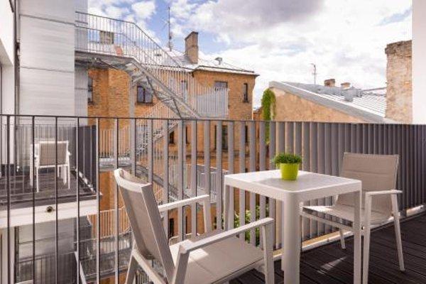 Park Inn by Radisson Residence Riga Barona - фото 22