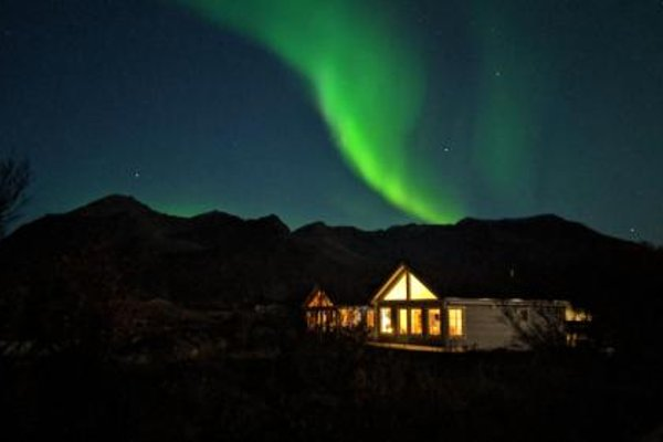 Superior Cottage with Sea View in Senja - 3