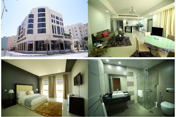 Seef Avenue Suites - фото 34