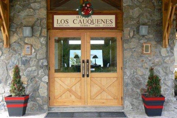 Los Cauquenes Resort + Spa + Experiences - фото 13