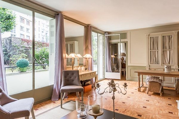 Sweet Home Apartment for 5 near Eiffel Tower Raynouard - 5
