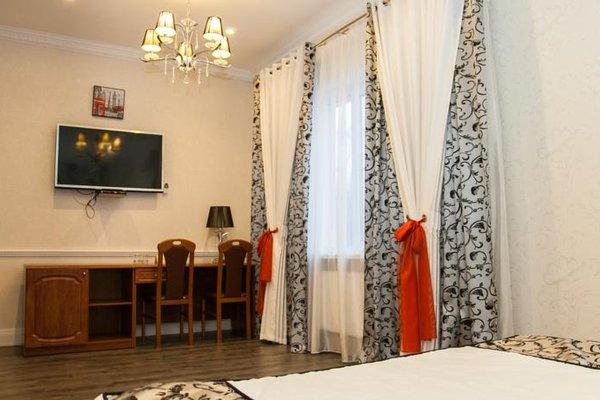 Отель Караван - фото 16