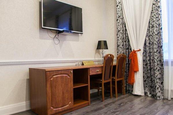 Отель Караван - фото 8