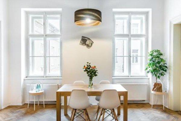 Sunny Prague Apartment - фото 14