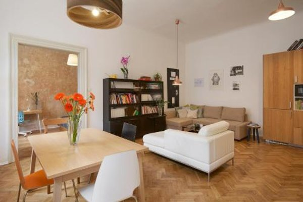 Sunny Prague Apartment - фото 8