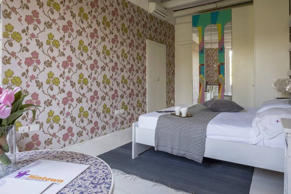 Hintown Roman park flat - 11