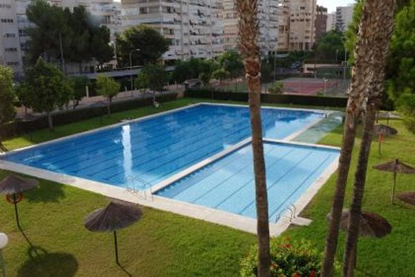 Apartamento Chamartin (Playa San Juan) - фото 10