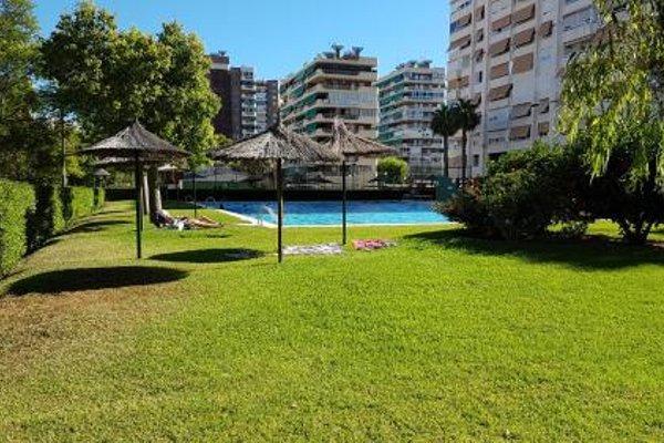 Apartamento Chamartin (Playa San Juan) - фото 11