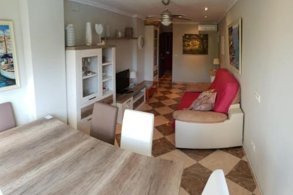 Apartamento Chamartin (Playa San Juan) - фото 4