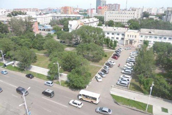 Апартаменты «На ул. Амурская, 106» - фото 23