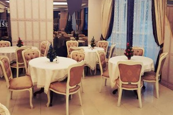 Гостиница Парадиз - фото 14