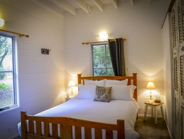 Guesthouse Arcadia - The Barn Cottage & Rosehill Cottage