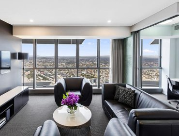 Гестхаус Meriton Serviced Apartments Herschel Street