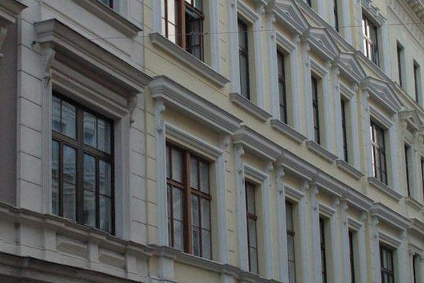 Central Apartments Vienna Rossauerlande - фото 38