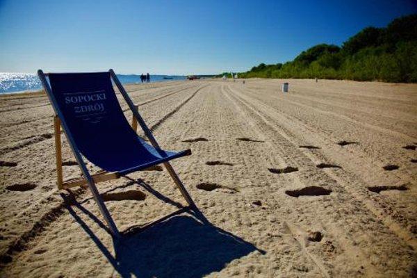 Sopocki Zdroj Apartments - фото 19