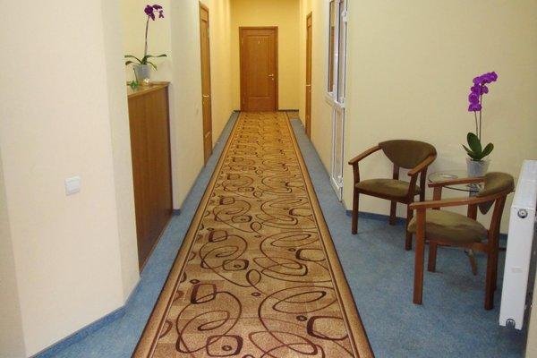 Гостиница Славянка - фото 61
