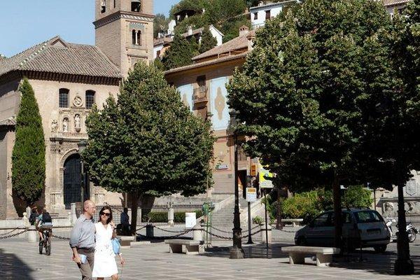 Casa del Capitel Nazari - фото 19