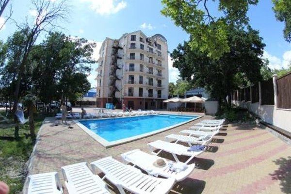 Отель Плаза - фото 20
