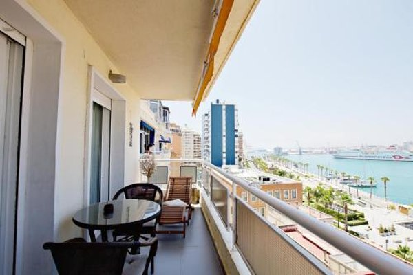 Apartmento Malaga Artport - 15