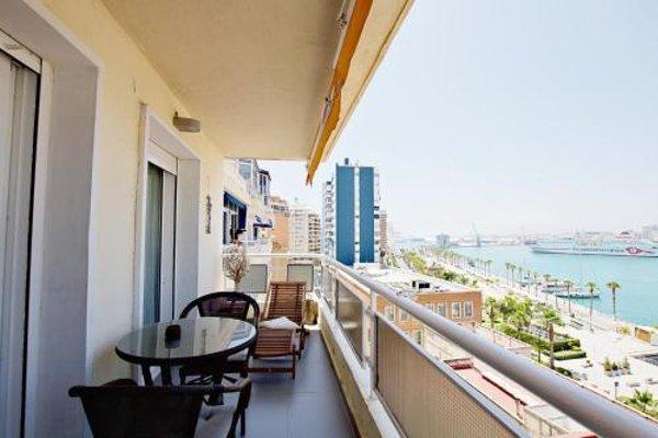 Apartmento Malaga Artport - фото 15