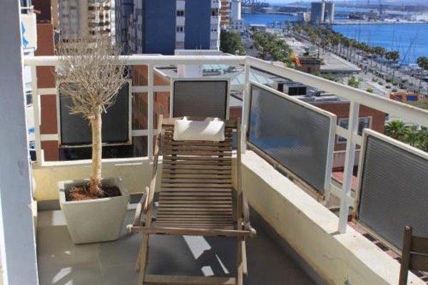 Apartmento Malaga Artport - 16