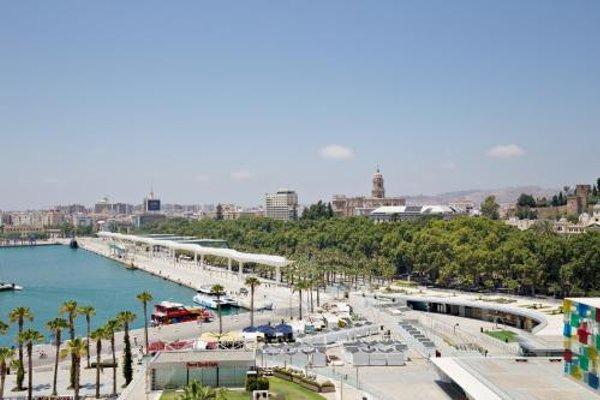 Apartmento Malaga Artport - фото 19