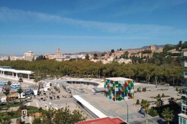 Apartmento Malaga Artport - фото 20
