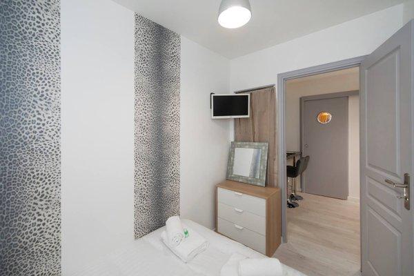 Pick a Flat - Studio Montorgueil / Lemoine - 12