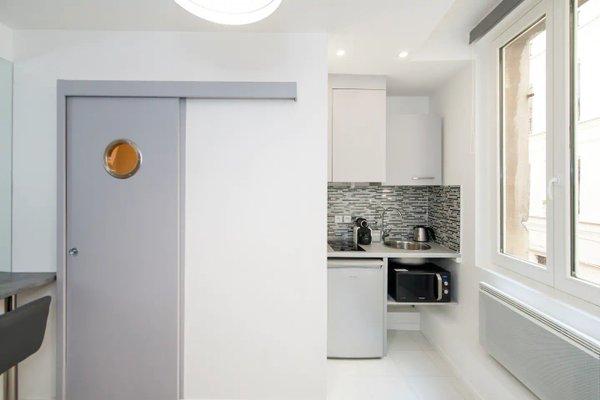 Pick a Flat - Studio Montorgueil / Lemoine - 4