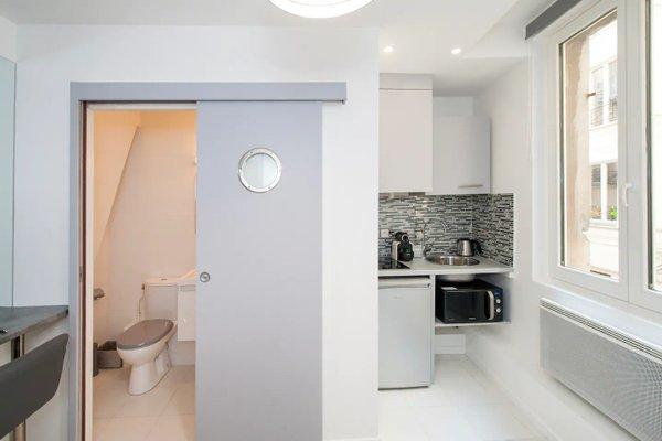 Pick a Flat - Studio Montorgueil / Lemoine - 5