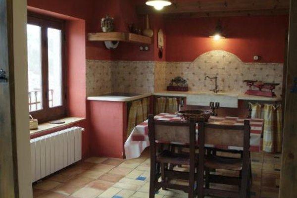 Casas Rurales La rosa del Azafran - фото 10
