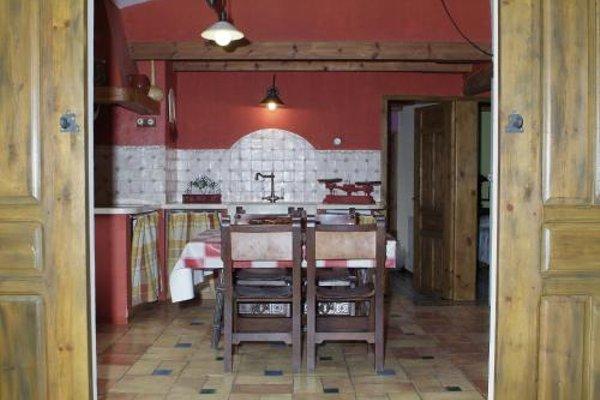 Casas Rurales La rosa del Azafran - фото 12