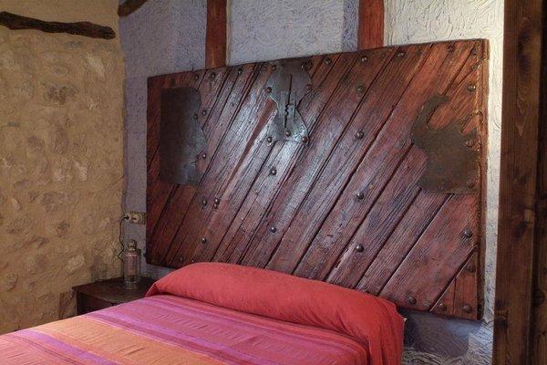 Casas Rurales La rosa del Azafran - фото 9