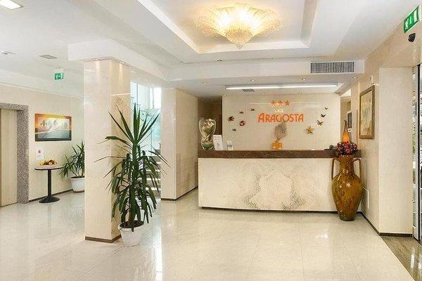 Hotel Aragosta - фото 9