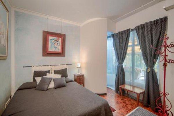 Villa Azzurra - Genova Resort B&B Accomodations - фото 25