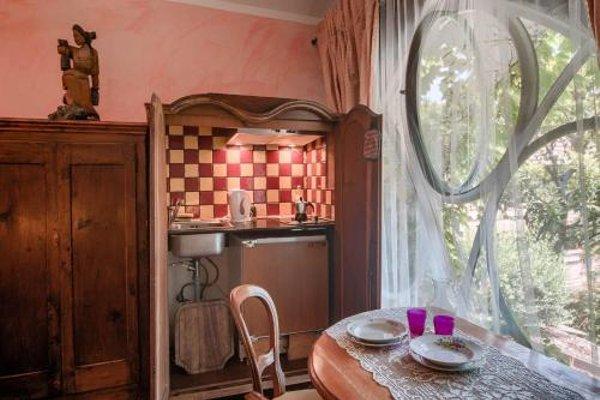 Villa Azzurra - Genova Resort B&B Accomodations - фото 16