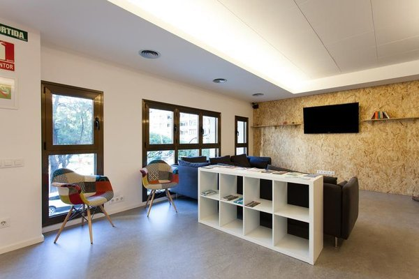 Dream Cube Hostel - фото 10