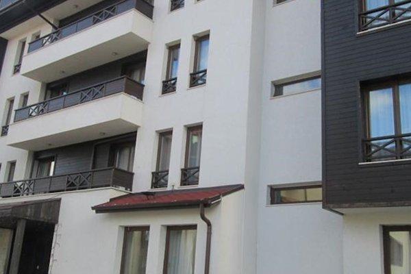 Alexander Services Apartments in Aspen Apart Hotel - фото 13