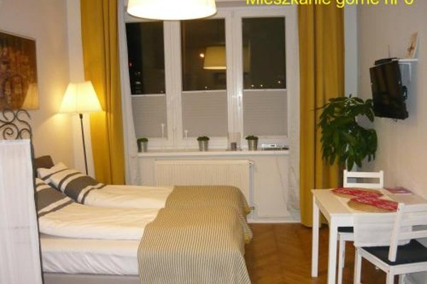 Rondo Mogilskie Apartment - фото 4