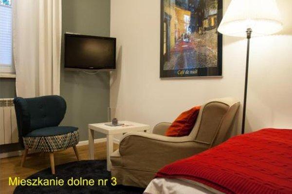 Rondo Mogilskie Apartment - фото 9