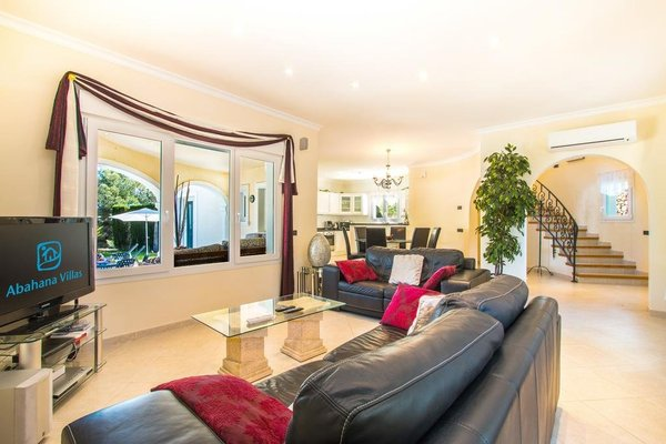 Abahana Villa El Magraner - фото 33