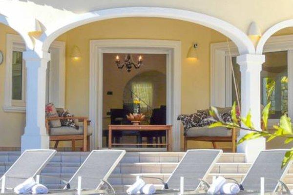 Abahana Villa El Magraner - фото 10