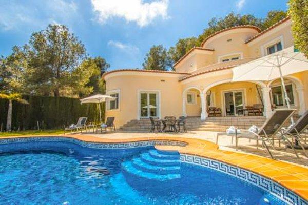 Abahana Villa El Magraner - фото 13