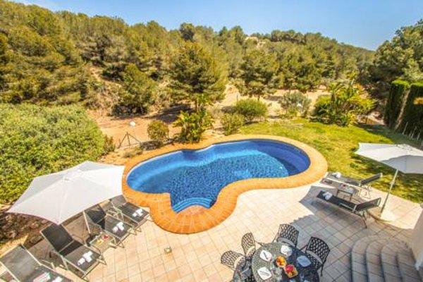 Abahana Villa El Magraner - фото 14