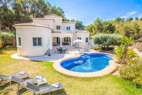 Abahana Villa El Magraner - фото 15